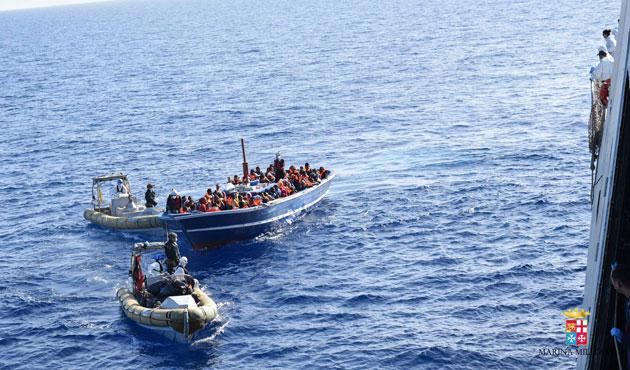 Akdeniz 10 binden fazla göçmene mezar oldu