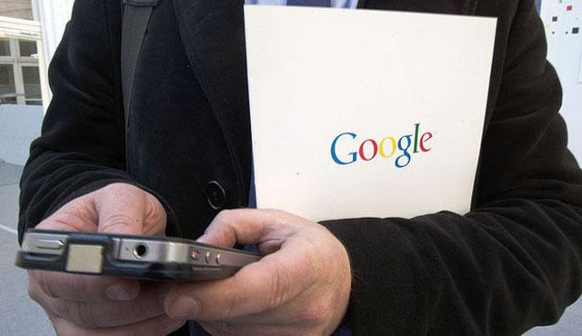 Fransa'da Google'a polis baskını