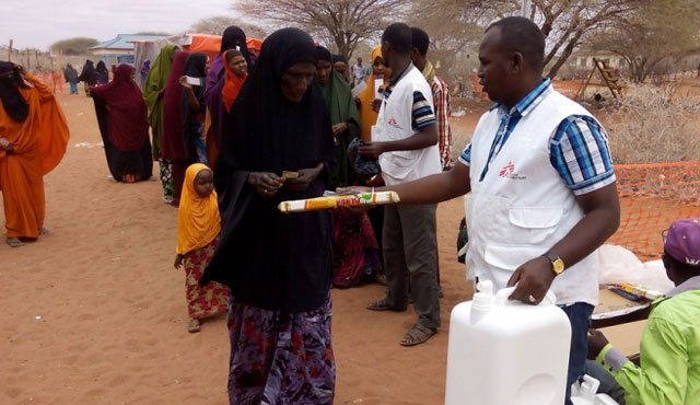 MSF, kolera için imdat zili çaldı