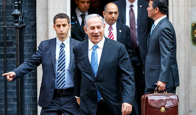 Netanyahu'dan Arap Barış planına ret