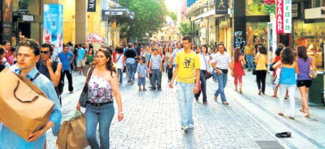 Avrupalılara göre yaşanacak en kötü ülke Yunanistan