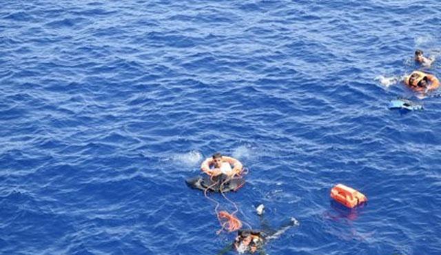 Akdeniz'de 107 kişi kurtarıldı