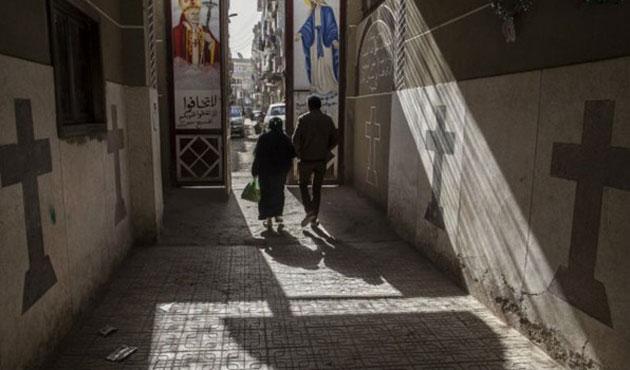 Mısır'da Hristiyan-Müslüman çatışması