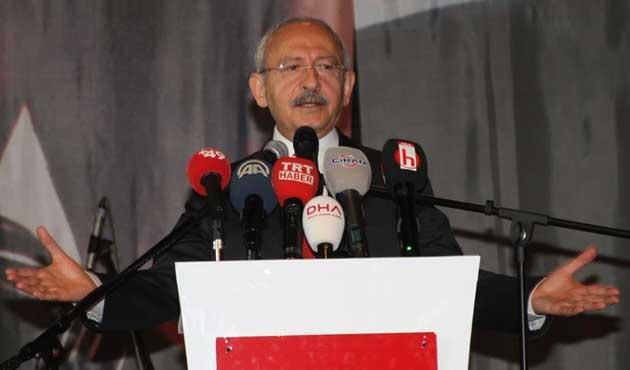 Kılıçdaroğlu: Kanımızı akıtmadan başkanlığı getiremez
