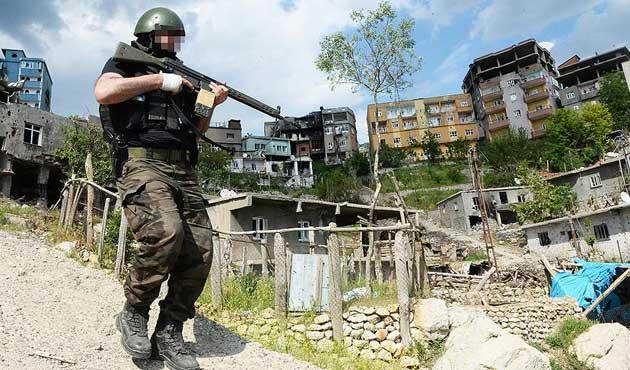 Şırnak'taki PKK operasyonunda sona gelindi