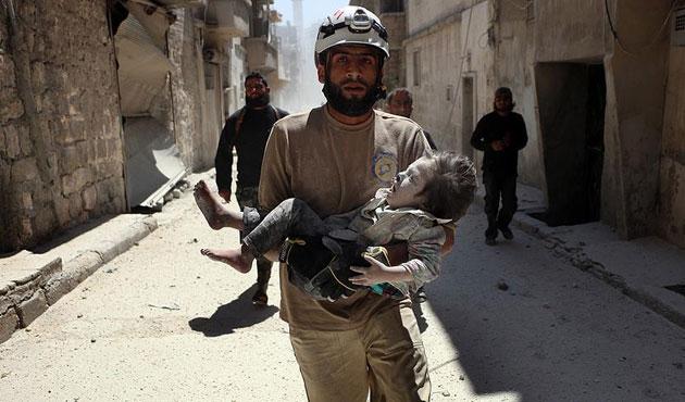 Suriye'de beş günde 20 çocuk öldürüldü