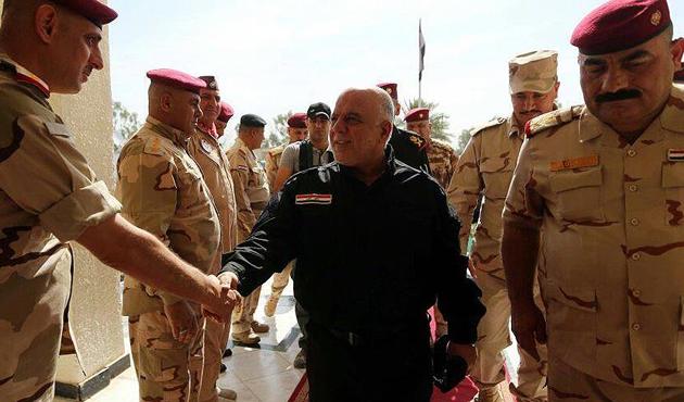 Irak Başbakanı İbadi'den Fellucelilere çağrı