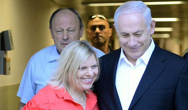 Netanyahu'nun eşi hakkında 'iddianame' talebi