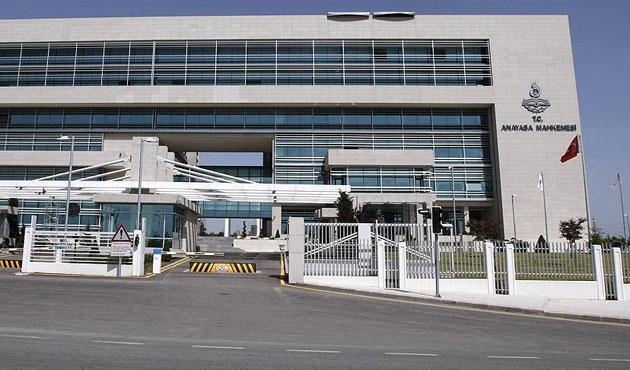 AYM'nin 'dokunulmazlık' kararı Resmi Gazete'de