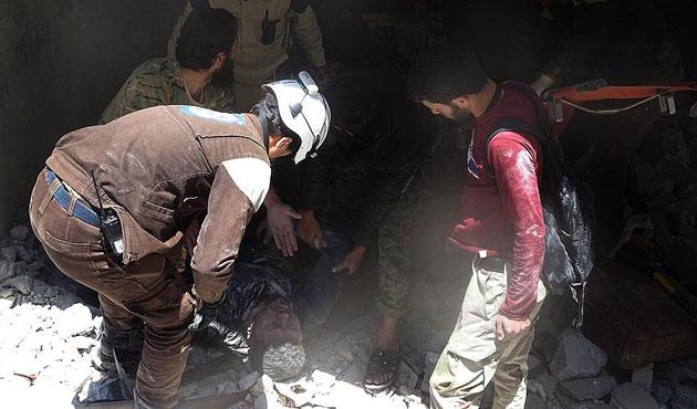 Halep'te insani yardım yetkilisi öldürüldü