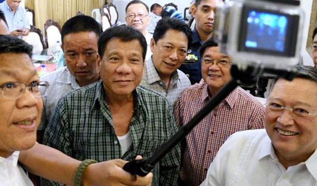 Duterte, halka kaçakçıları öldürün emri verdi
