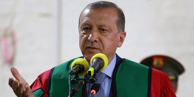 Erdoğan: Dünya beşten büyüktür