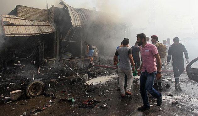 Irak'ta patlamalar: 18 ölü