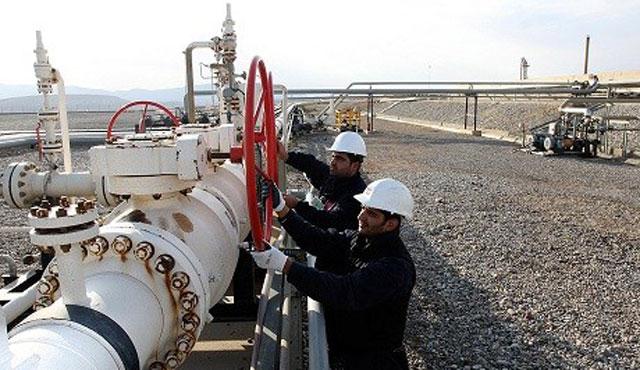 Kuzey Irak'tan petrol ihracatı arttı