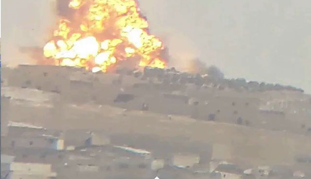 Felluce'de bombalı saldırı