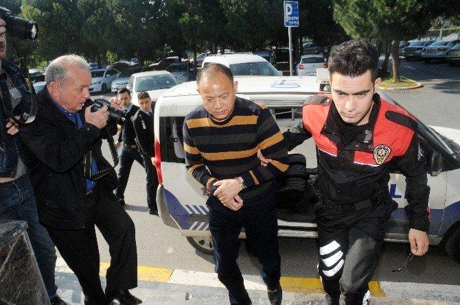 THY uçağındaki hırsız Çinliye hapis cezası