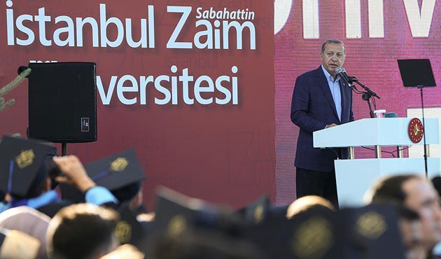 Erdoğan: Güya Türk, kanları incelenmeli