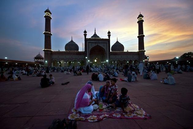 Dünya için iftar vakti | FOTO