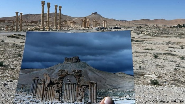 Bilim adamları Suriye'nin kültürel mirası için toplandı