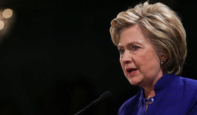 ABD'de FBI'ya Clinton tepkisi