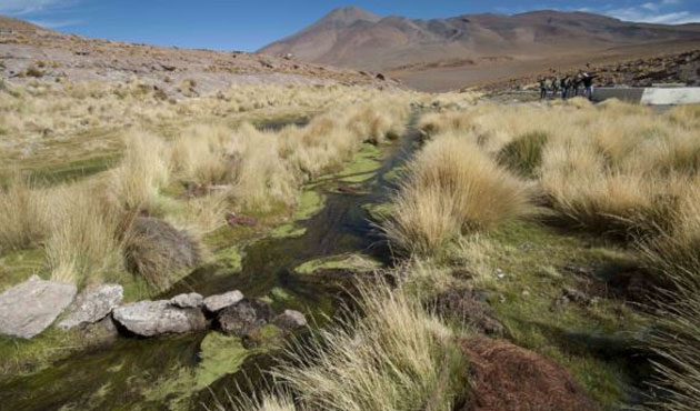 Şili'den Bolivya'ya su davası