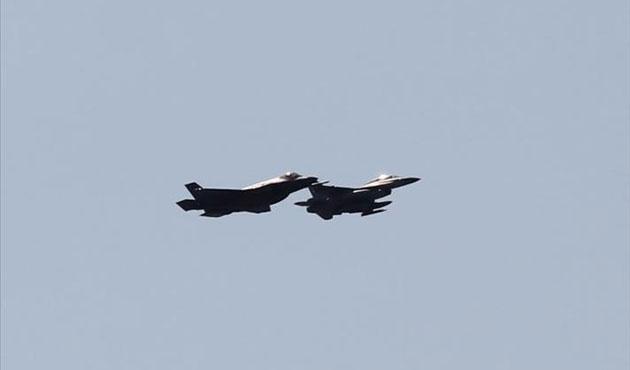 İsrail F-35'in ilk partisini alıyor