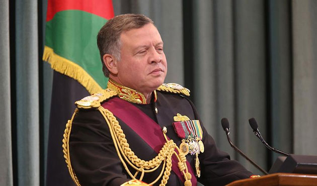 Kral Abdullah'tan İsrail ile mücadele yemini