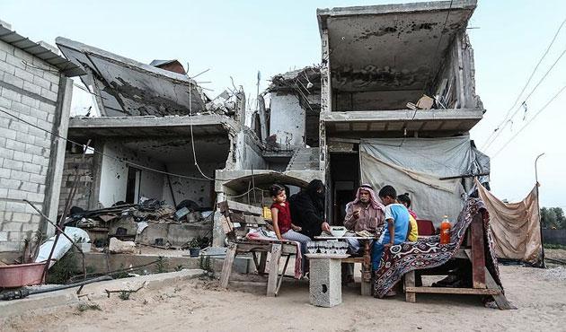 Gazze'ye 'yapay ada önerisi' iddiası