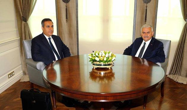 Başbakan Yıldırım MİT Müsteşarı Fidan ile görüştü