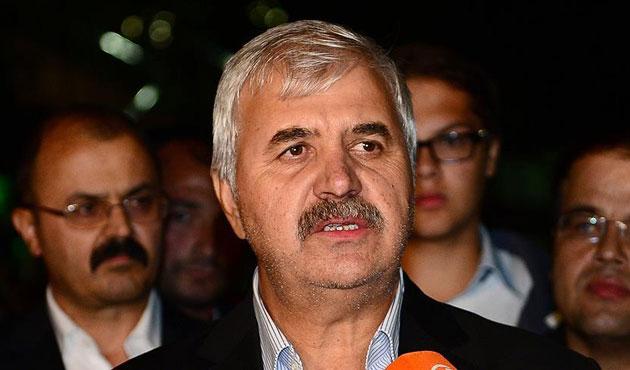 Eski İstihbarat Daire Başkanı Altıparmak'a 'böcek' cezası