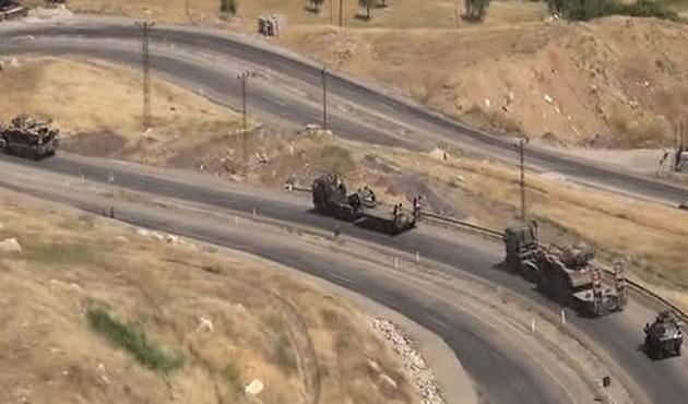 Zırhlı araçlar Şırnak'tan çekiliyor