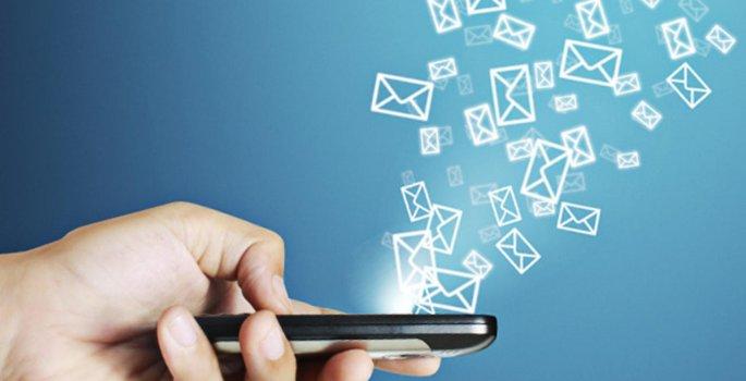 SMS'lere 'dolandırıcılık' düzenlemesi