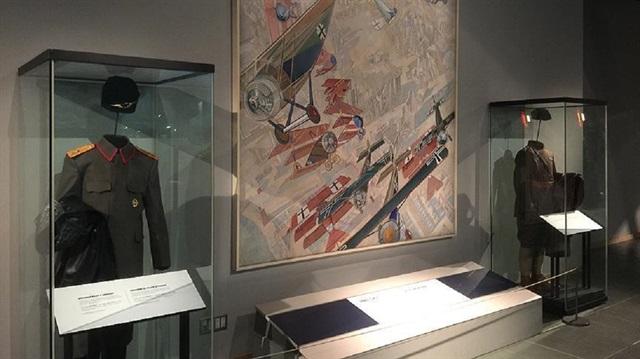 Kanada'da 'Osmanlı Pilotları'