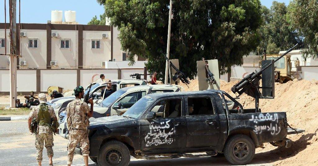 Sirte Limanı IŞİD'den geri alındı