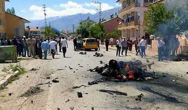 Tunceli'de PKK saldırısı; 9 yaralı