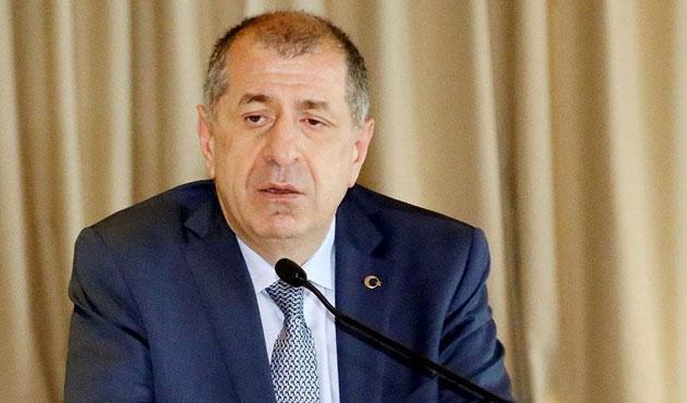 MHP'de Ümit Özdağ'a ihraç talebi
