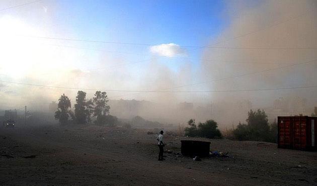 Gazze'ye yeni hava saldırısı iddiası