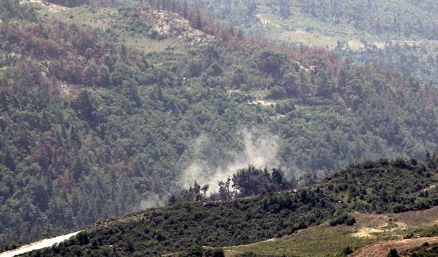 Esad ordusu Türkmendağı'na saldırı başlattı