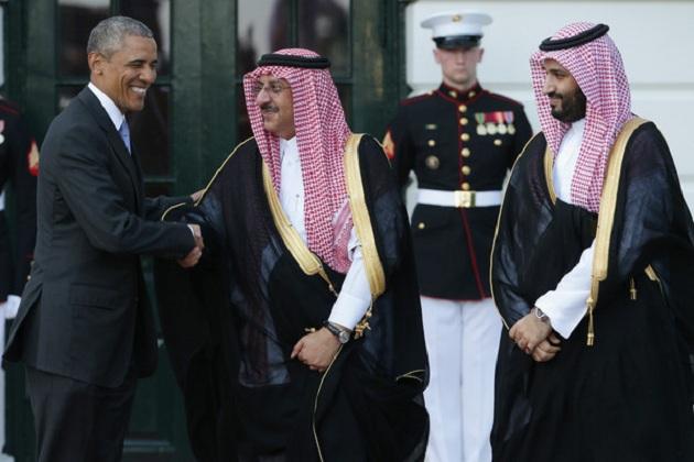 Suudiler '2030 vizyonunu' ABD'de arıyor