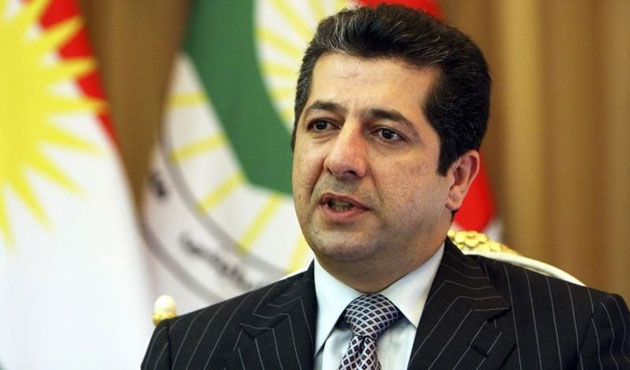 Oğul Barzani'den Irak 3'e bölünsün teklifi