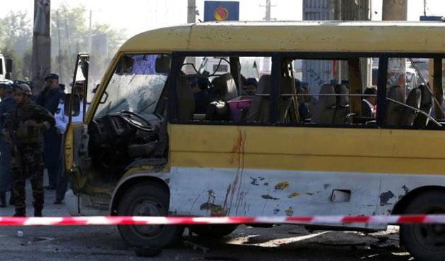 Afganistan'da Nepallilere intihar saldırısı