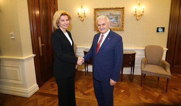 Gökoğuz Başkanı Türkiye'de