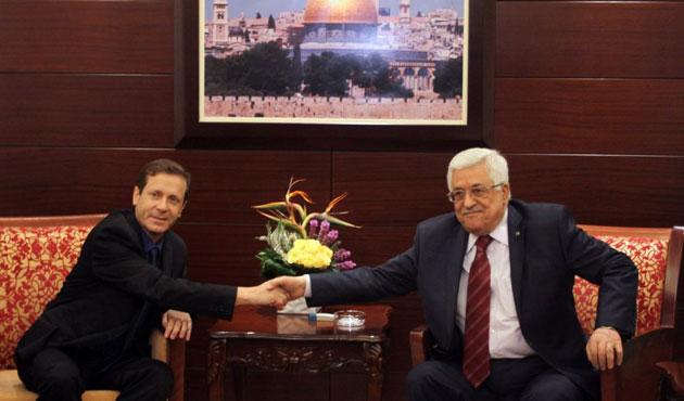 İsrail muhalefet lideri Abbas'la 1967 sınırlarında anlaşmış