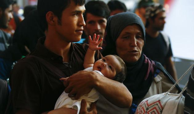 Mısır'da 691 sığınmacı yakalandı