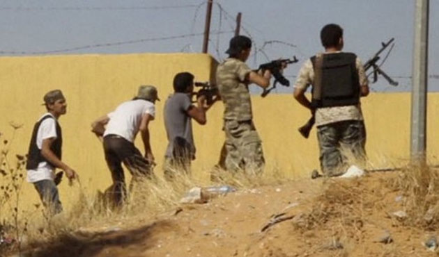 Libya'da IŞİD'le çatışma; 6 ölü