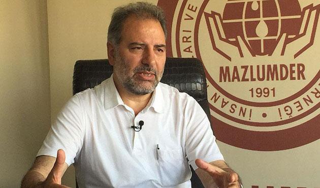 MAZLUMDER İstanbul'dan genel kurul talebi