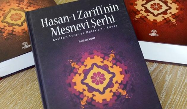 Farsça Mesnevi şerhi Türkçe'ye kazandırıldı
