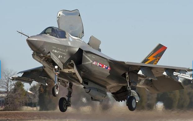 İsrail F-35'lere kendi savunma sistemlerini entegre edecek