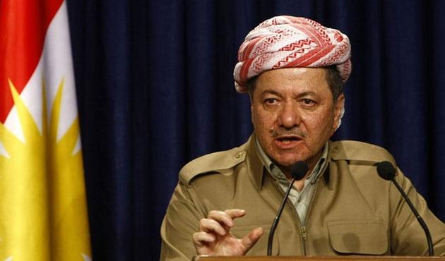 Barzani'den bağımsızlık referandumu çağrısı