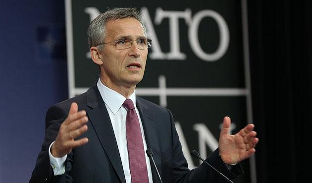 NATO: Askeri müdahale Suriye'ye zarar verir